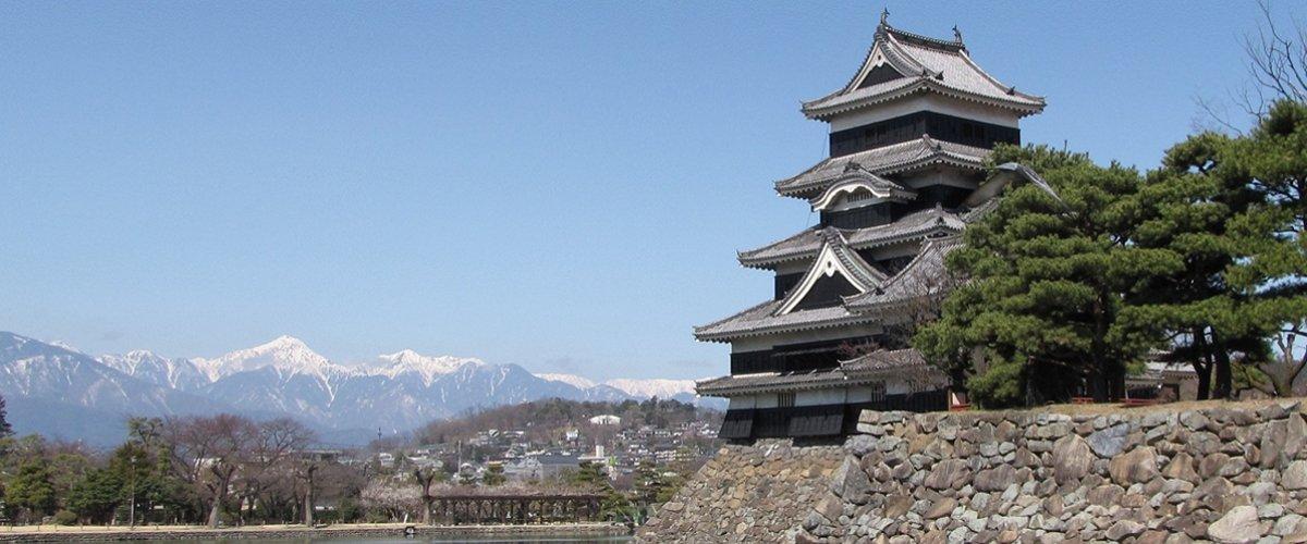 iki Travels Japan reis Matsumoto kasteel