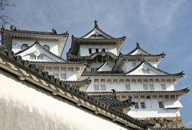 Japan reis Himeji samurai kasteel iki Travels