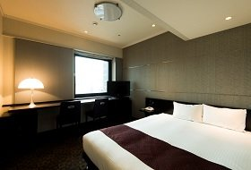 Villa Fontain Shiodome hotel Tokyo