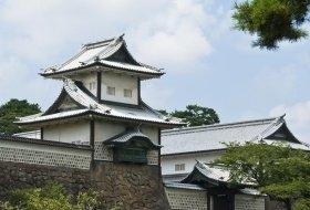 Japan Kanazawa kasteel