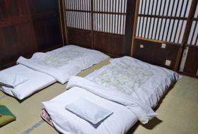 Shirakawago minshuku Wadaya hotel japan