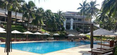 reizen Azië hotels iki Travels