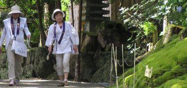 reizen Japan wandeltochten iki Travels