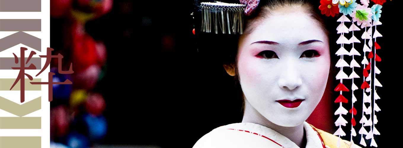 traditioneel huis Kyoto Geisha iki Travels