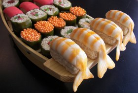 Japan culinair design sushi ikipedia iki Travels