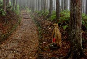 hiking the Kumano Kodo in Japan iki Travels