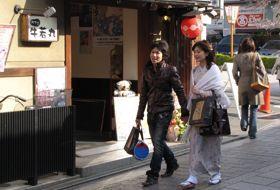 kleurrijk japan reis Kyoto iki Travels