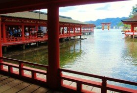 familie reis Japan miyajima iki Travels