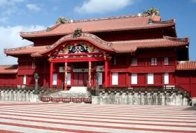 Japan Okinawa koninklijk paleis