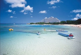 Japan Okinawa strand resort