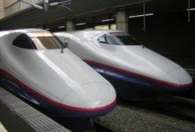 Treinen in Japan iki Travels