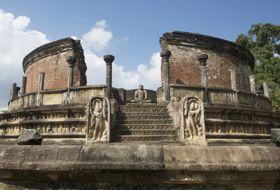 reis Sri Lanka totaal Anuradhapura iki Travels