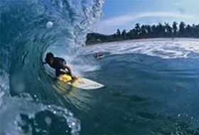 Sri Lanka reis surfen iki Travels
