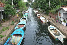 Sri Lanka reis bootjes iki Travels