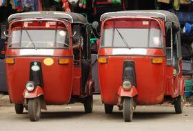 Sri Lanka reis Tuk Tuk iki Travels
