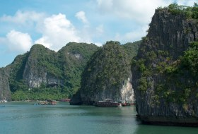 Vietnam en Cambodja reis Halong Bay iki Travels