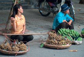 Vietnam Hanoi Markt