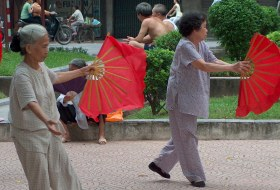 Vietnam Hanoi tai shi