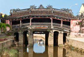 Vietnam Hoi An Brug