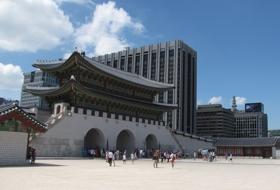 Zuid Korea Seoul Paleis