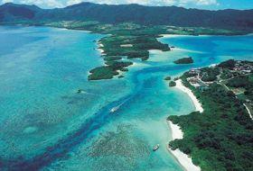 Japan Ishigaki tropisch eiland
