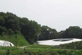 Japan reis Teshima Naoshima bouwsteen moderne kunst