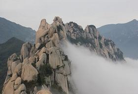 Zuid korea rondreis per huurauto Soraksan - iki Travels