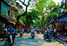 Vietnam fotografiereis Hanoi groepsreis