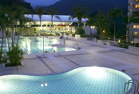 Royal Chihpen Pool Taitung Taiwan