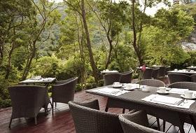 Silks Place Taroko Restaurant Taiwan