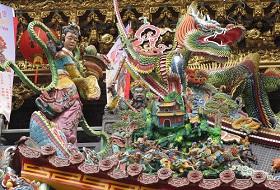 Taiwan Reis Alishan Temple