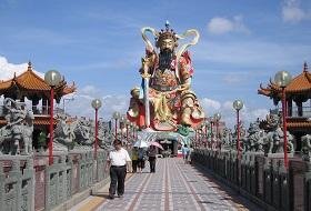 familiereis Taiwan iki Travels Spring & Autumn Pavilions