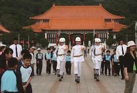 Taiwan rondreizen iki Travels wachters