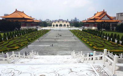 10-daagse rondreis door Taiwan in oktober door Henk