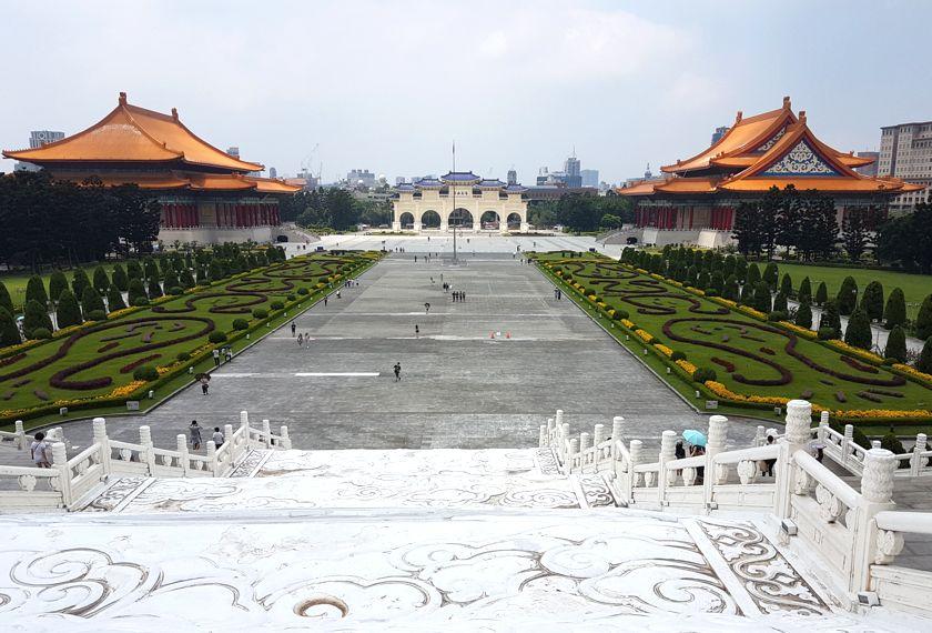 Taiwan Reis Taipei Palace