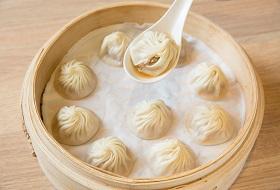 Taiwan Reis iki Travels dumpling