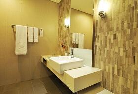 Zenda Suites Badkamer Tainan Taiwan