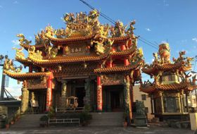 familiereis Taiwan iki Travels