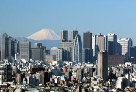 Japan Tokyo Mount Fuji