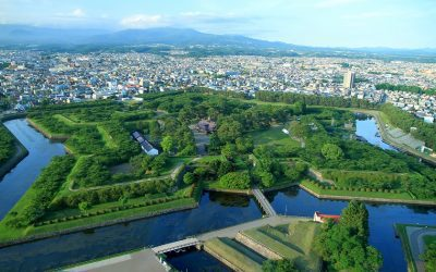 Reisverslag Hokkaido door Marco