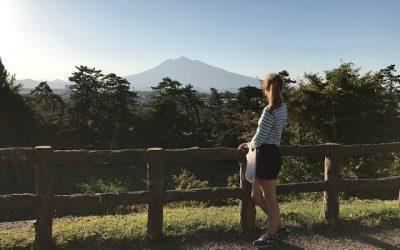 Noord Tohoku in 3 dagen door Eva