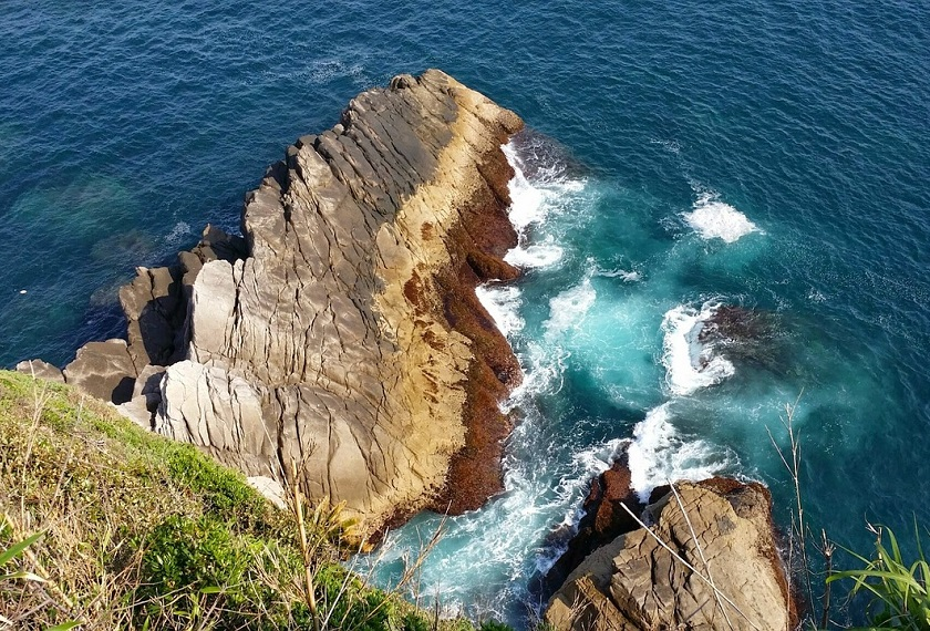 Shikoku kust japan