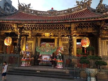 Taiwan Taipei Longshan Tempel