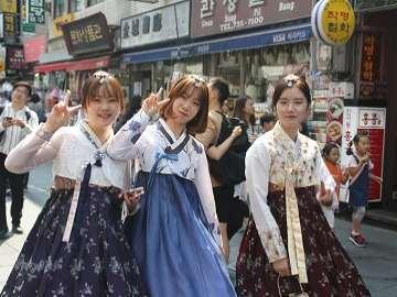 Zuid Korea Reizen Iki Travels Dames