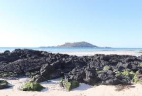 Zuid Korea Jeju strand
