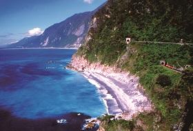 Taiwan Hualien Qingshui Cliff