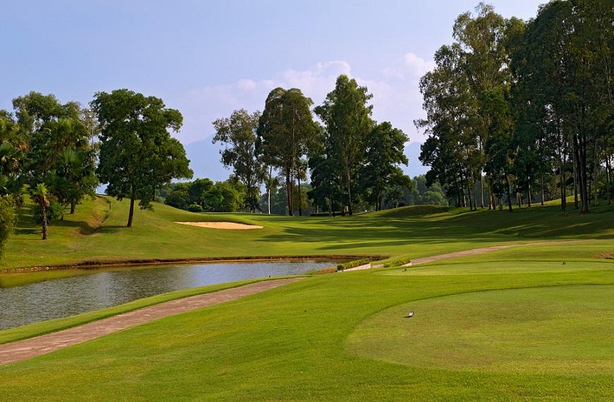 BRG King's Island Vietnam golf