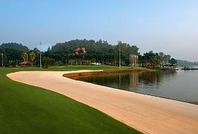 BRG King's Island noord Vietnam golf
