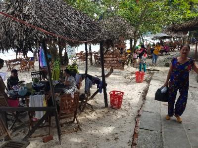 Vietnam Phu Quoc zwembad