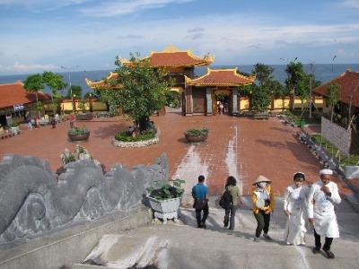Vietnam Phu Quoc tempel
